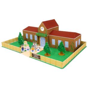 Как сделать домик для куклы Барби своими руками из разных 26